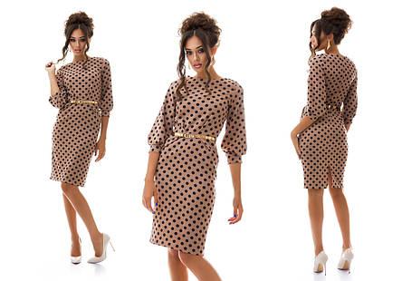 Платье в горох , фото 2