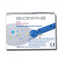 Ланцеты Bionime Rightest 50 шт.