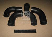 Патрубок радиатора ГАЗ 3302 дв.406 (шланги 5 шт) №182РШ (пр-во БРТ)