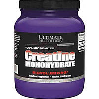 Креатин Ultimate Nutrition Creatine monohydrate, 1000 гр