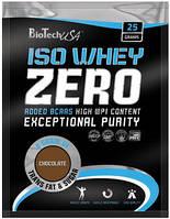 Протеин BioTech Iso Whey Zero Lactose Free (25 g)