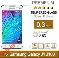 Защитное стекло для на Samsung J100 / J1