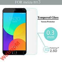 Защитное стекло для на Meizu Mx3