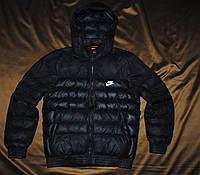 Nike sportwear легкий пуховичек, куртка из новых