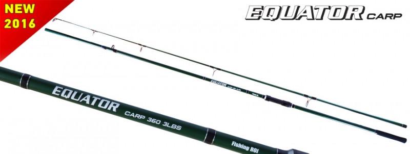 Удилище Fishing ROI Equator Carp 360 3.0lbs 2sect