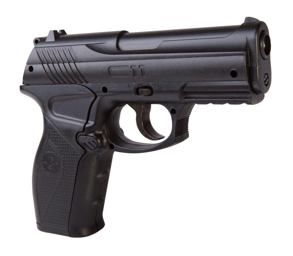 Пневматичний пістолет Crosman C-11 з кобурою
