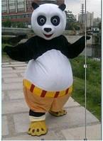 Ростовая кукла панда кунг-фу