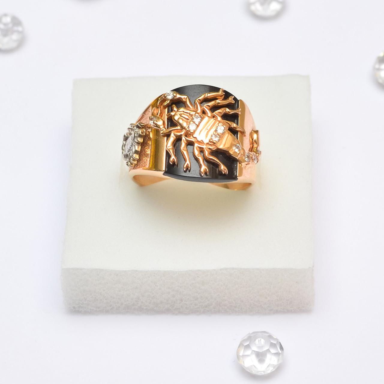 Эксклюзивная Золотоая печатка 83490