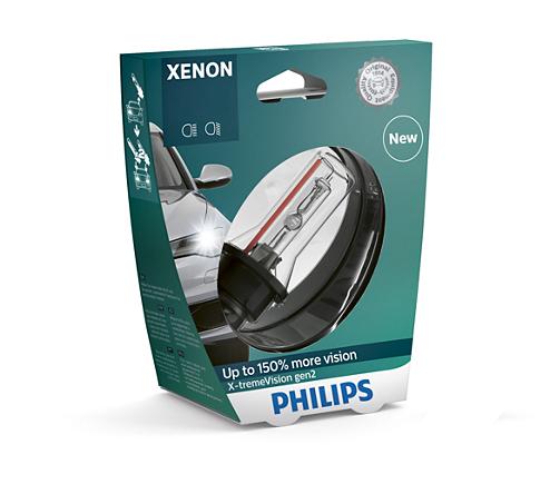 Ксенон D1S Philips X-tremeVision gen2