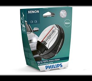 Ксенон D1S Philips X-tremeVision gen2, фото 2