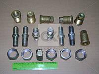 Р/к ступицы ГАЗ 3307,53 левый (шпильки,футорки,гайки), фирм.упак. (пр-во ГАЗ)