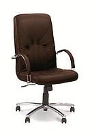 Кресло офисное MANAGER STEEL CHROME (Менеджер стил хром) Новый стиль