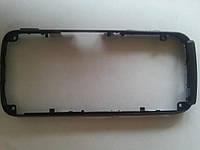Рамка корпуса черная  для телефона Nokia 5228