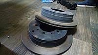 Диски тормозные передние и задние TOYOTA LAND CRUISER 200, фото 1