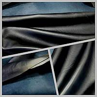 Кожа одежная овчина Indutan синий океан 0,7 мм Италия