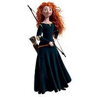 Стикеры для детской Disney Brave, Мерида, храбрая сердцем. США, оригинал