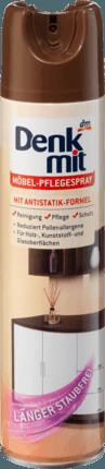 Спрей для мебели Denkmit Möbel-Pflegespray, 400 мл.