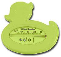 Термометр для воды Утка зеленая, Canpol babies (2/781-2)