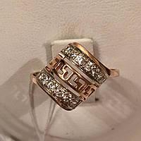 Кольцо золотое 585*,арт.3007 d