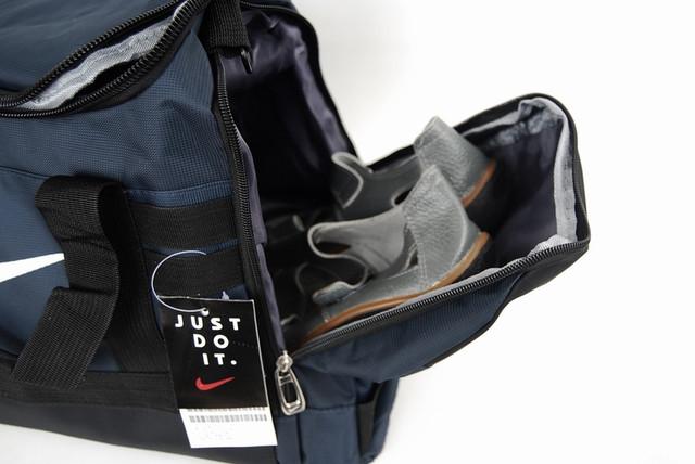 Сумка с отделом для обуви