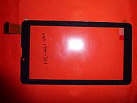 """Тачскрин FPC-70L1-V01 30pin 7"""" черный сенсор для планшета"""