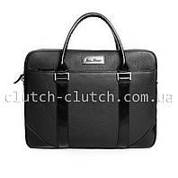 Мужская сумка-портфель Issa Hara B14 (11-01) black