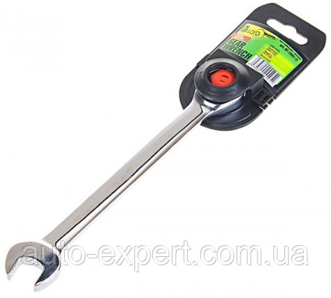 Ключ комбинированный трещоточный Alloid 18 мм (КТ-2081-18)