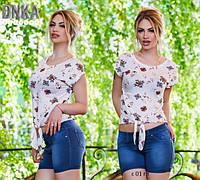 Женские шорты джинсовые С 01 гл