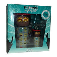 Kokeshi Tonka By Jeremy Scott set M ( edt 50+ edt 5 с брелком )