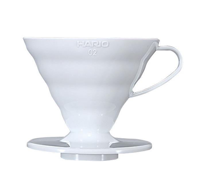 Hario Coffee Dripper V60 02 White VD-02W