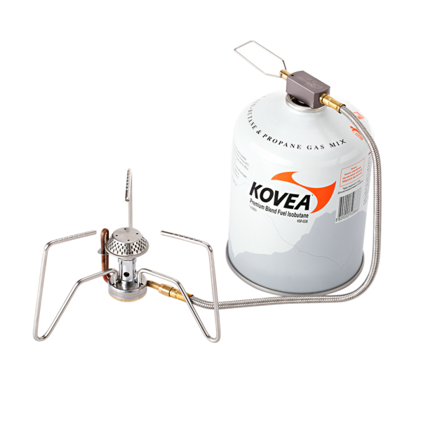 Газовая горелка выносная туристическая Kovea Spider KB-1109
