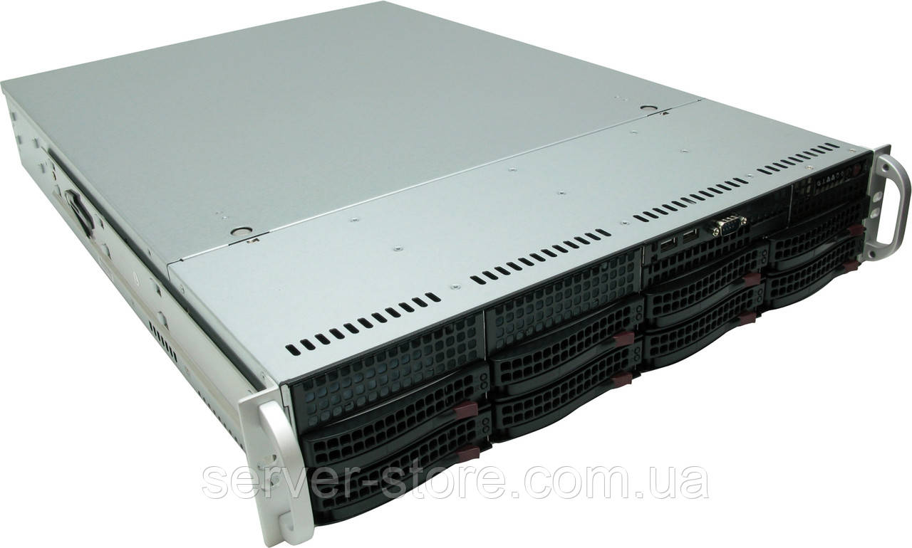 Сервер Supermicro SuperServer SYS-R740LPB-R16-2640