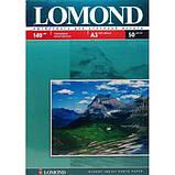 Фотобумага Lomond глянцевая 140г/м кв, A3, 50л (0102066), фото 2