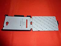 Чехол флип / книжка для телефона HTC 8S melkco черная