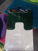 Набор ковриков для ванной и туалета NEFERTITI (0.5х0.8 )