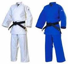 Кимоно, пояса, униформа для единоборств