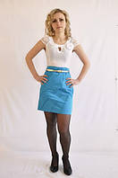Платье летне офисное 9817 (23) $