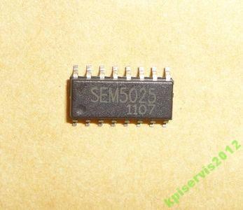 ШИМ-контроллер LED подсветки SEM5025, фото 2