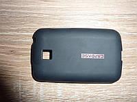 Чехол для телефона LG E430 L3 черный силиконовый