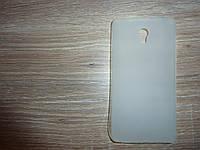 Накладка чехол для телефона Lenovo S860 прозрачный силиконовый