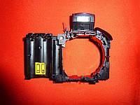 Корпус вспышка Nikon L610 Coolpix (средняя часть с вспышкой) красный