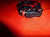 Крышка заглушка Nikon L120 (часть корпуса, корпус) черная