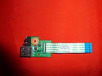 Плата HP dv6 3055r 3055 / DA0LX6TB4D0 REV: D (USB со шлейфом)