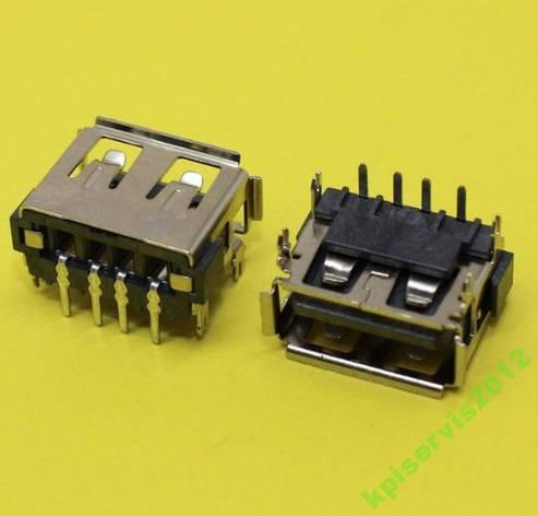 USB Роз'єм, гніздо EMACHINES E520 E525 E725, Acer M805D C660 C660D L450D, фото 2