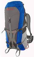 Рюкзак SPUR 42 (молния) 42L серо-синий  TravelExtreme