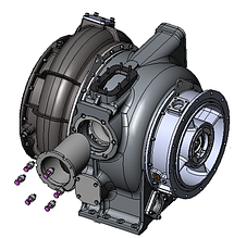 Турбокомпресор ТК35В-33
