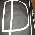 Плащ женский черный джинсовый  реглан, фото 8
