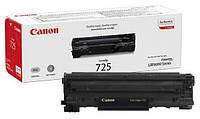 Картридж Canon 725 START первоход (оригинал) virgin