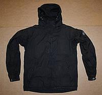 Черная куртка мужская