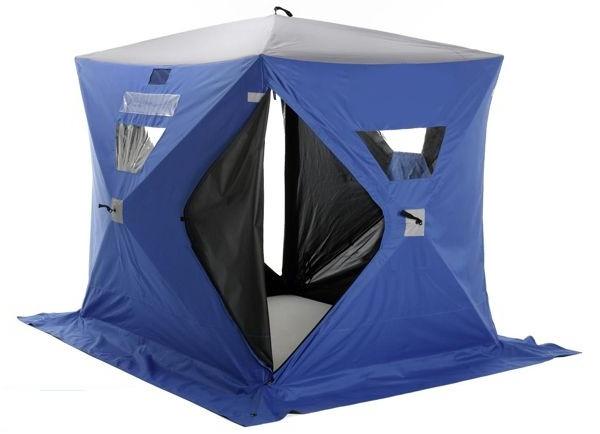 Зимняя палатка типа Куб